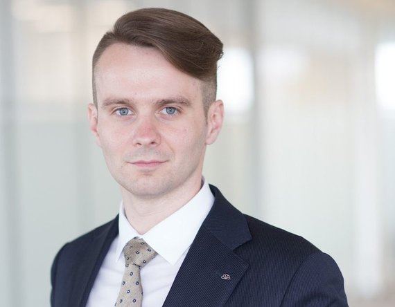 """Mindaugas Balinskas, """"Compensa Vienna Insurance Group"""" žalų departamento vadovas."""