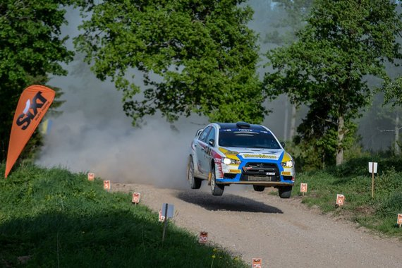 Rally Talsi org. nuotr./Janis Vorobjovs, ©RaEvents-MVFoto