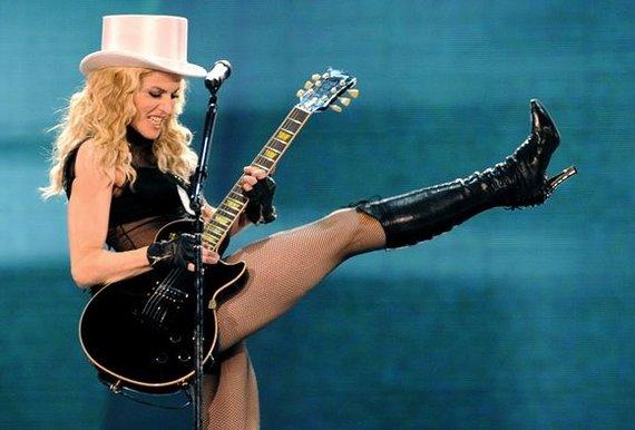 "AFP/""Scanpix"" nuotr./Madonna."