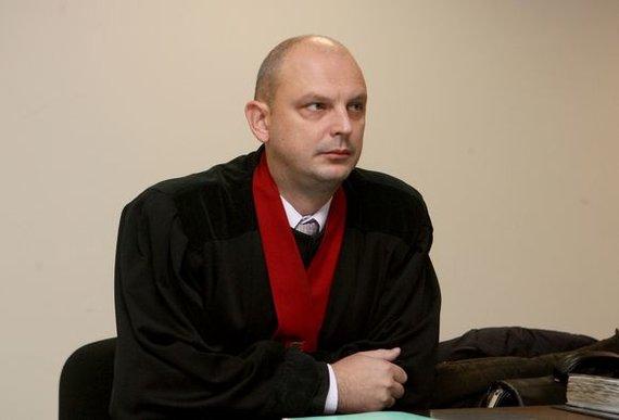 Irmanto Gelūno / 15min nuotr./Advokatas, buvęs prokuroras (šioje archyvo nuotraukoje) Aidas Mažeika