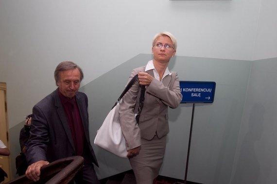 Irmanto Gelūno / 15min nuotr./Povilas Gylys ir Neringa Venckienė