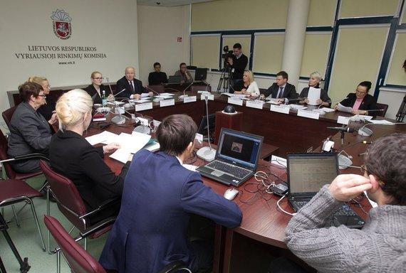 Vyriausioji rinkimų komisija