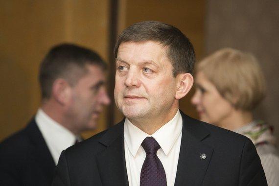Irmanto Gelūno / 15min nuotr./Zdzislav Palevič