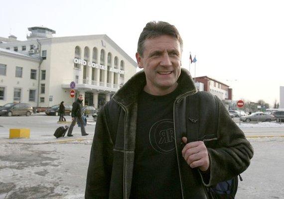 Irmanto Gelūno / 15min nuotr./Treneris Valdemaras Chomičius