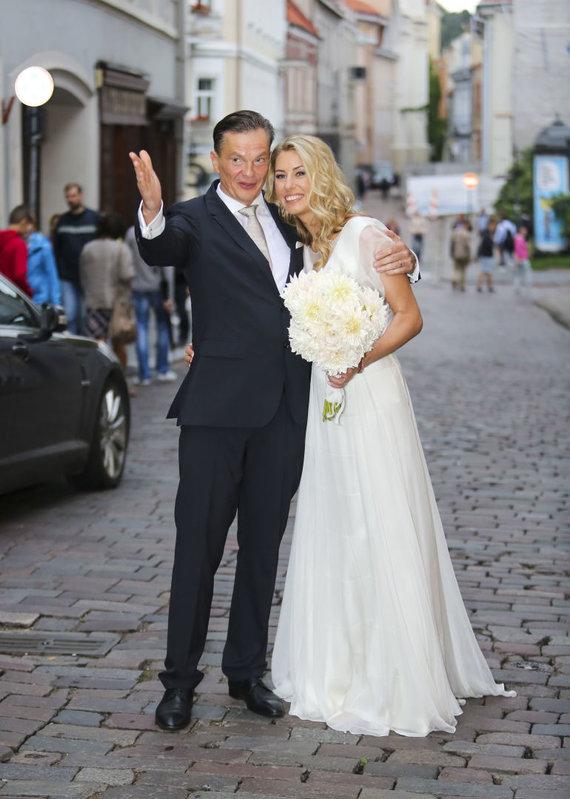 Irmanto Gelūno / 15min nuotr./Giedrės Žickytės ir Eitvydo Bajarūno vestuvės