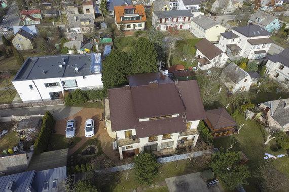 Kunigo Z.Degučio namas