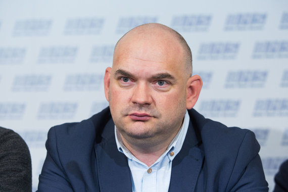 Irmanto Gelūno / 15min nuotr./Marius Pareščius