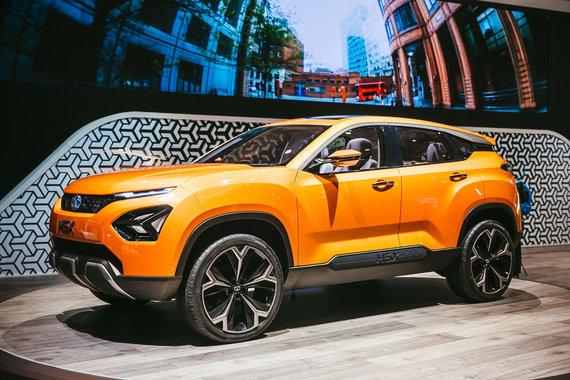 """Irmanto Gelūno / 15min nuotr./Indijos """"Tata"""", valdanti """"Jaguar Land Rover"""", parodė, kaip prabanga atrodo jų akimis"""