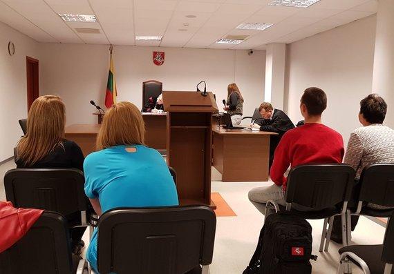 15min nuotr./E.Lukašavičiaus teismas