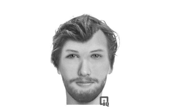Policijos fotorobotas/Ieškomas asmuo