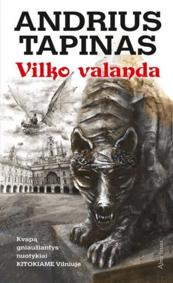 """Leidyklos """"Alma littera"""" nuotr./Knygos viršelis"""