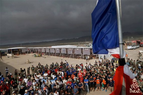 "Nuotr. iš ""Facebook""/Dakaro ralis"