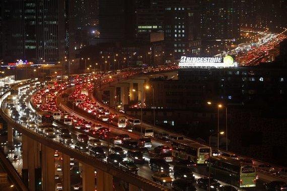 """Reuters""/""Scanpix"" nuotr./Automobiliai Kinijoje"