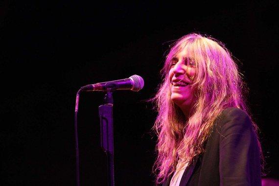 Scanpix nuotr./Patti Smith