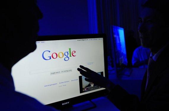 "AFP/""Scanpix"" nuotr./""Google""."