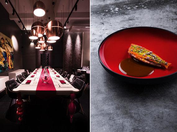 """Restorano archyvo nuotr./Restorane """"Gastronomika"""""""