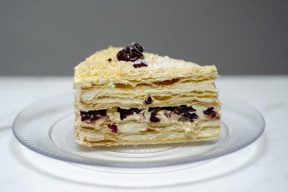 "Strelkabelka nuotr./""Šokolado meistrų"" tortas"