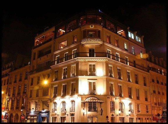 """Tourdargent.com nuotr./Restoranas """"La Tour d'Argent"""""""