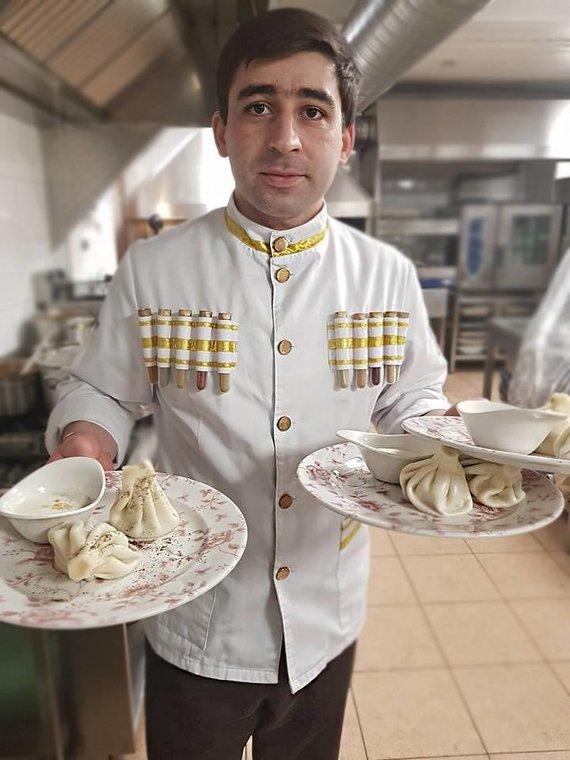 """Restorano archyvo nuotr./Restorane """"Ararat"""""""