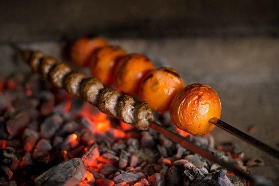 "Restorano archyvo nuotr./Maistas restorane ""Ararat"""
