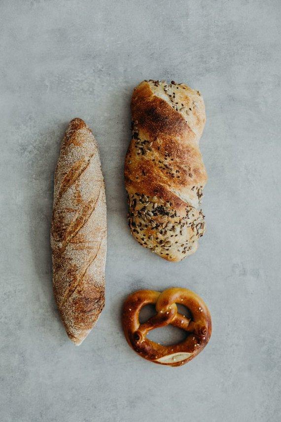 """Agnės Katmandu nuotr./""""Joffė's duoninės"""" kepiniai"""
