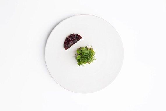 "Lina Jushke nuotr./Restorano ""Sweet Root"" patiekalas"
