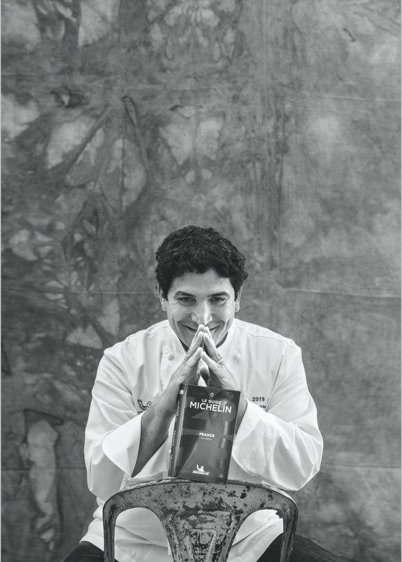 """Žurnalo """"Geras skonis"""" archyvo nuotr./Mauro Colagreco"""