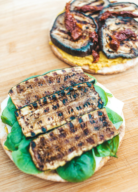 Gamintojo nuotr. /Ruošiamas Viduržemio jūros regiono sumuštinis