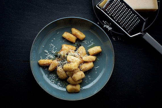 TV3 nuotr. /Itališki virtinukai gnocchi su rikotos sūriu