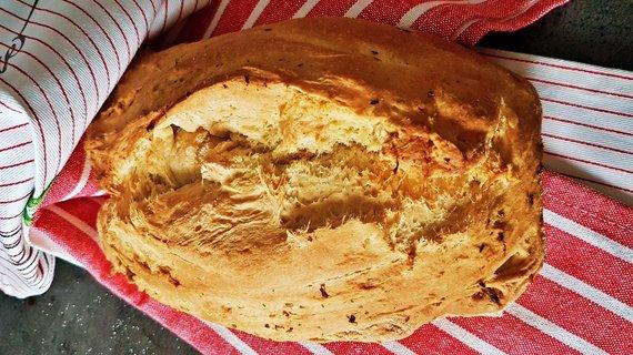 Tinklaraštininkės nuotr./Graikiška duona