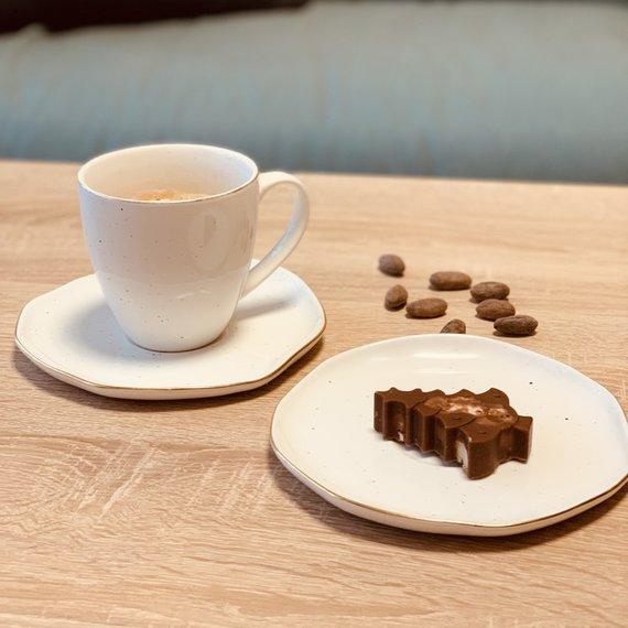 Tinklaraštininkės nuotr. /Naminiai šokoladiniai saldainiai