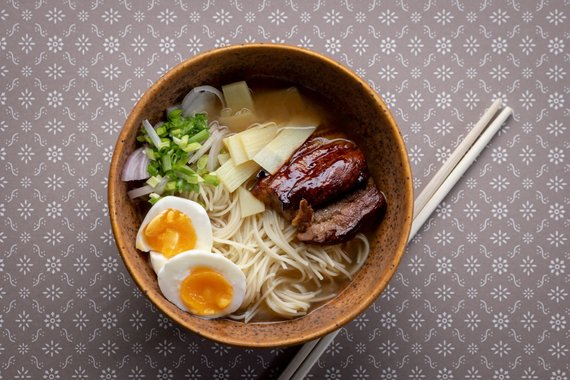 TV3 nuotr. /Japoniška ramen sriuba