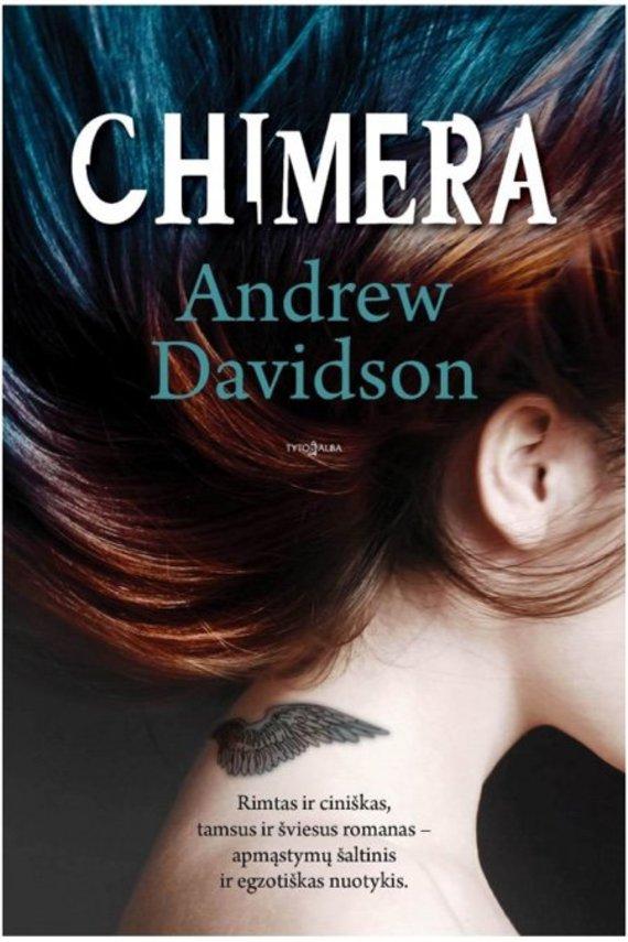 """Romano """"Chimera"""" viršelis"""
