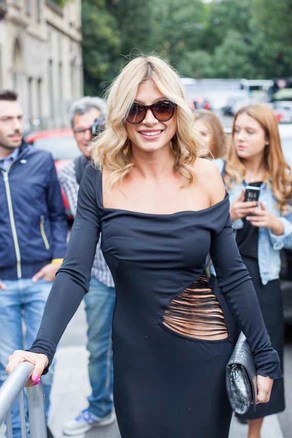 Vida Press nuotr./Milano mados savaitės gatvės stilius