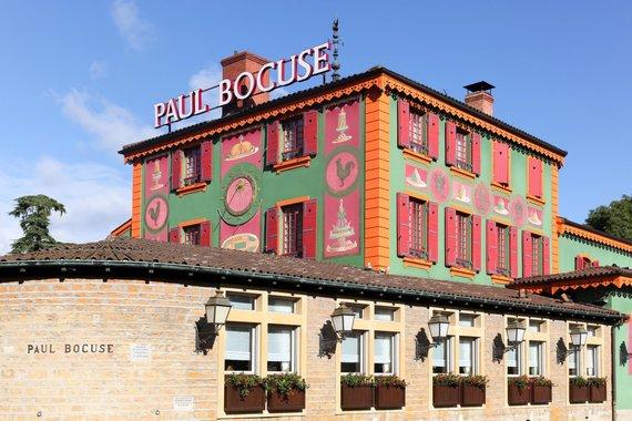 Vida Press nuotr./Paulo Bocuse restoranas Lione