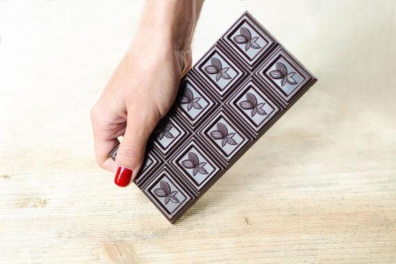Vida Press nuotr./Šokolado plytelė