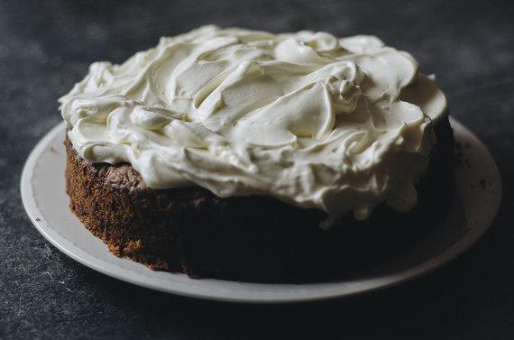 Strelkabelka nuotr./Pastarnokų pyragas su anyžiais ir apelsinais