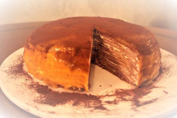 Restorano archyvo nuotr./Šimto blynų tortas
