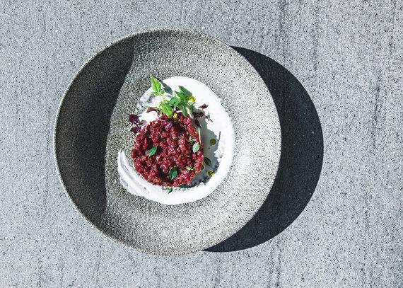 "Restorano archyvo nuotr./Restorano ""Nerija"" patiekalas"