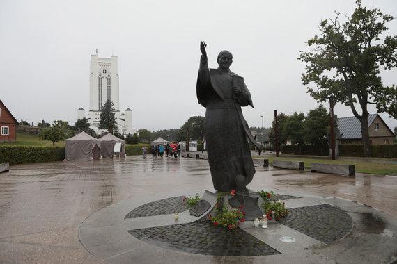 Eriko Ovčarenko / 15min nuotr./Šiluva