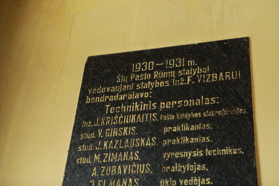 Eriko Ovčarenko / 15min nuotr./Kauno centrinis paštas