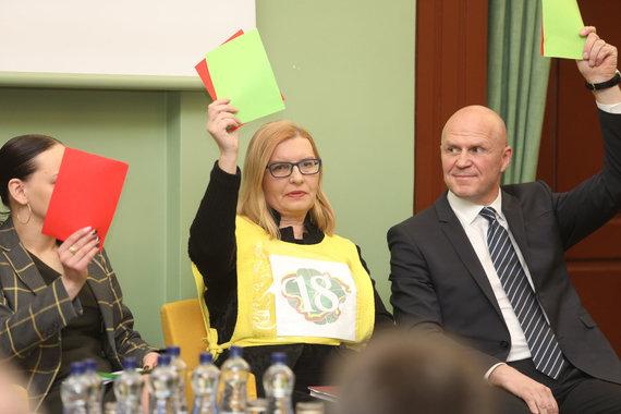 Eriko Ovčarenko / 15min nuotr./Rūta Andriuškevičienė ir Gintaras Černiauskas