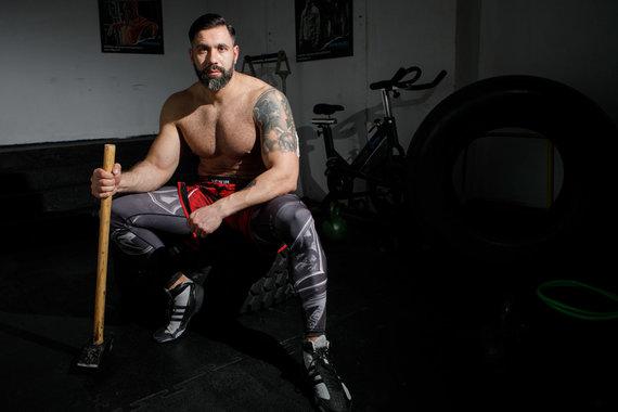 Eriko Ovčarenko / 15min nuotr./Vaidas Arbačiauskas