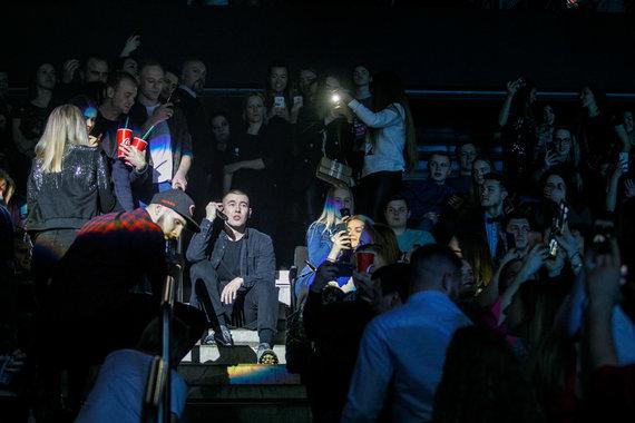 """Eriko Ovčarenko / 15min nuotr./""""Lilas ir Innomine"""" koncertas Kaune"""