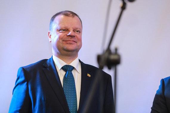 Eriko Ovčarenko / 15min nuotr./Saulius Skvernelis