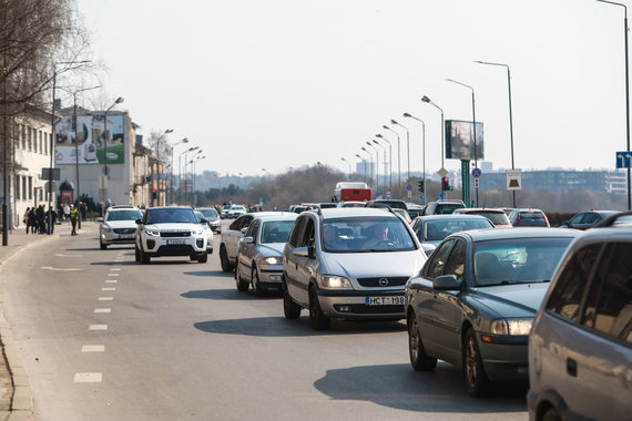 Eriko Ovčarenko / 15min nuotr./Eismas