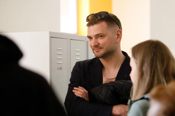 Eriko Ovčarenko / 15min nuotr./Rinkėjas Valdemaras