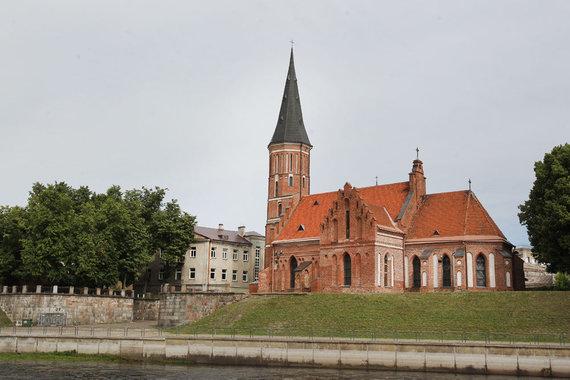 Eriko Ovčarenko / 15min nuotr./Vytauto bažnyčia
