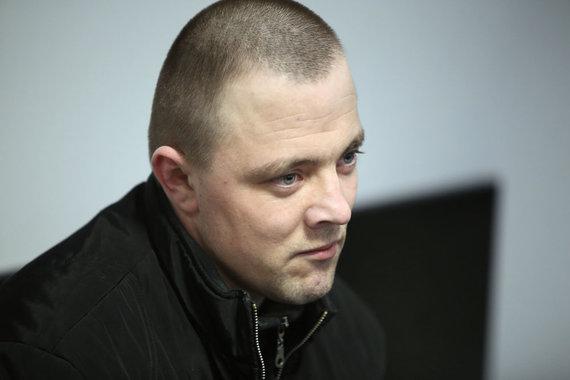 Eriko Ovčarenko / 15min nuotr./Vitalijus Zaikinas teisme