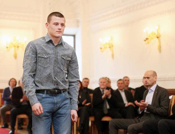 Eriko Ovčarenko/15min.lt nuotr./Eimantas Stanionis